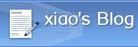 xiao's Blog