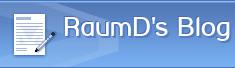 RaumD's Blog